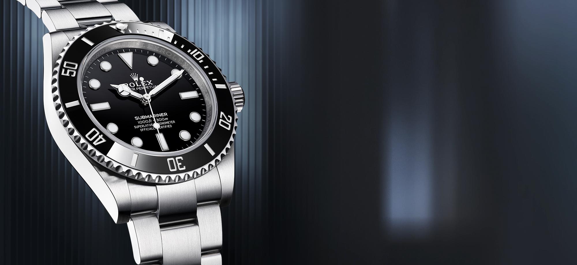 Les montres Rolex